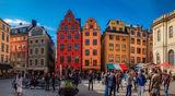 Шарени къщя на площад ; comments:5
