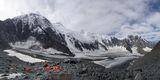 Палатковият лагер и ледника ; comments:10