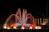 Magic Fountain, Barcelona ; Comments:3