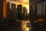 Chicago River ; comments:17