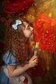 """личен проект """" Алиса"""", Алекс в ролята на """" Алиса"""" ; No comments"""