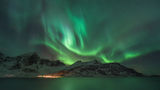 Northern lights - Norway ; Comments:26