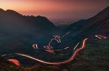 Залезно, мъгливо трансфагарашко шосе... ; comments:62