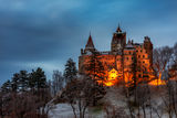 Замъкът Бран ; comments:8