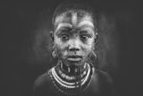 Arbore tribe girl ; comments:22