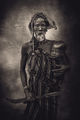 Woman from Mursi tribe ; comments:22