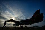 Български L-39ZA на летище Долна Митрополия ; Коментари:8