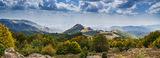 Панорама от връх Българка ; comments:12
