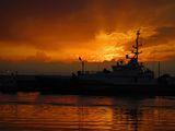 Залез над пристанище Созопол ; comments:14