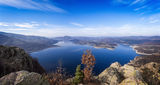 Панорама от Големия сипей ; comments:11