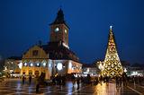 Коледен базар в Брашов ; Comments:1