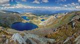 Циркусът на Рилските езера от Отовишки връх ; comments:17