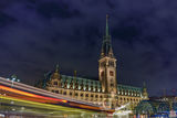 Hamburg Rathaus ; No comments