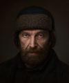 Портрет на мъж с шапка ; comments:99