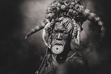 Mursi tribe lip plates ; comments:26