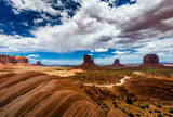 Monument Valley Classic View ; comments:9
