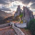 Скалната крепост ; comments:15