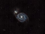 Галактиката Водовъртеж (M51) ; comments:8