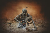 Warrior Mursi Warrior ; comments:18