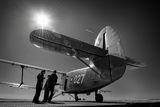 Български Ан-2 на летище Долна Митрополия ; Коментари:8