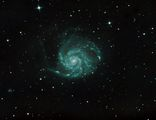 Pinwheel Galaxy (M101) ; comments:8