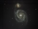 The Whirlpool Galaxy - M51 ; comments:11