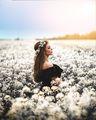 Пролетен женски портрет. ; comments:8
