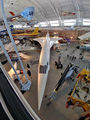 Concorde, Fox Alpha, Air France at the Steven F. Udvar-Hazy Center in Chantilly, VA ; comments:5