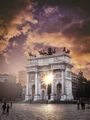В сърцето на Милано ; comments:5