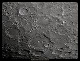 Tycho and Clavius craters ; comments:3