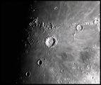 Лунен кратер Коперник ; comments:8