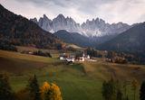 Красиво кътче от северна Италия - Санта Магдалена - Доломити. ; comments:17