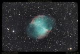 One of the biggest and brightest planetary nebula on the night sky ; comments:8