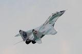 Български МиГ-29УБ с лика на поручик Неделчо Бончев ; comments:7