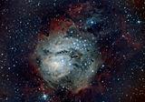 Мъглявината Лагуна (M8 - Lagoon Nebula) ; comments:6