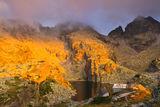 Страшното езеро по залез - Рила ; comments:8