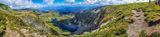 Панорама от Рилските езера ❤️ ; comments:3