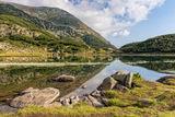 Пирин - изгрев над Муратово езеро ; comments:10