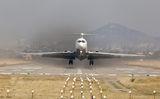 Рада Еър Ил-62М излита от летище Пловдив ; comments:3