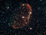 NGC6888 - Crescent Nebula / Мъглявината Полумесец ; comments:10