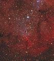 IC 1396 Elephant's Trunk Nebula ; comments:5