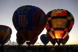 Albuquerque international Balloon fiesta, New Mexico ; comments:3