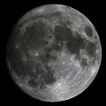 Луната - 12.10.2019 г. ; comments:6