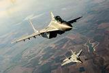 Двойка български МиГ-29 ; comments:7
