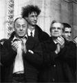 Тодор Колев и Константин Коцев на митинг, 18 ноември 1990 г. ; comments:43