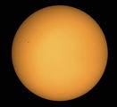 Меркурий пред Слънцето - 11.11.2019 г. - 15:28 часа ; comments:12