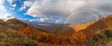 Есенно панорамно с дъга ; comments:7