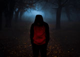 alone in the forest ; Comments:1