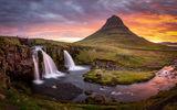 Изгрев на Kirkjufell ; comments:7