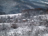 Къщички в снега се гушат... ; comments:5